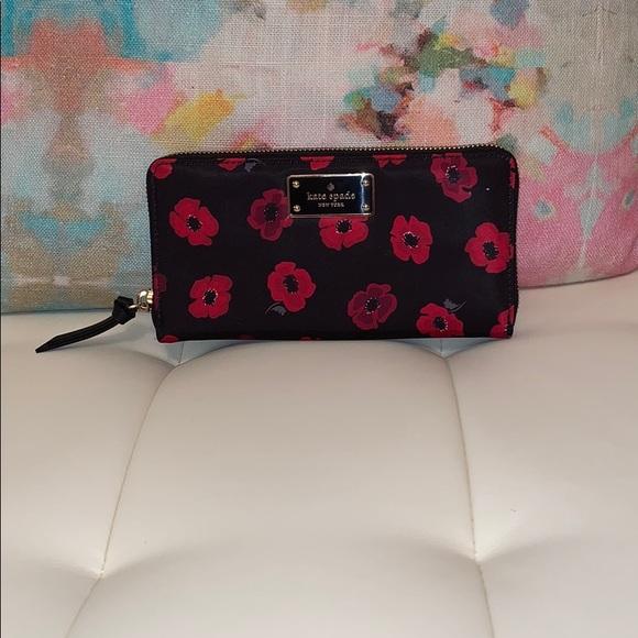 kate spade Handbags - Large Kate Spade wallet